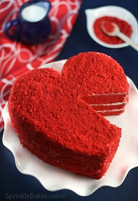 17 Heart Shaped Food Ideas for Valentines Day > my husband actually kind of hates V-day but I have a soft spot for all things sappy so he is just going to have to deal with heart shaped food that day