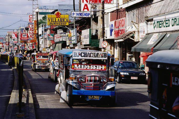 Manila, Philippines - lots of Jeepneys | Manila, Angeles city ...