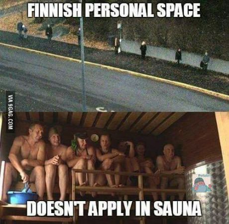 The Upper Is A Typical Bus Stop Finnish Memes Sauna Finnish