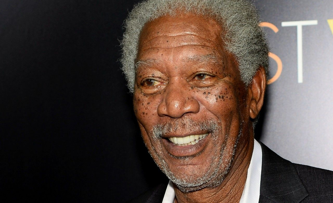 What morgan freeman doesnut understand about race celebrity