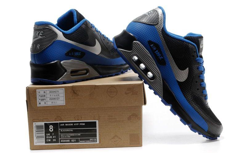 Cheap Sale Nike Air Max 90 Hyperfuse Premium Men's Shoes