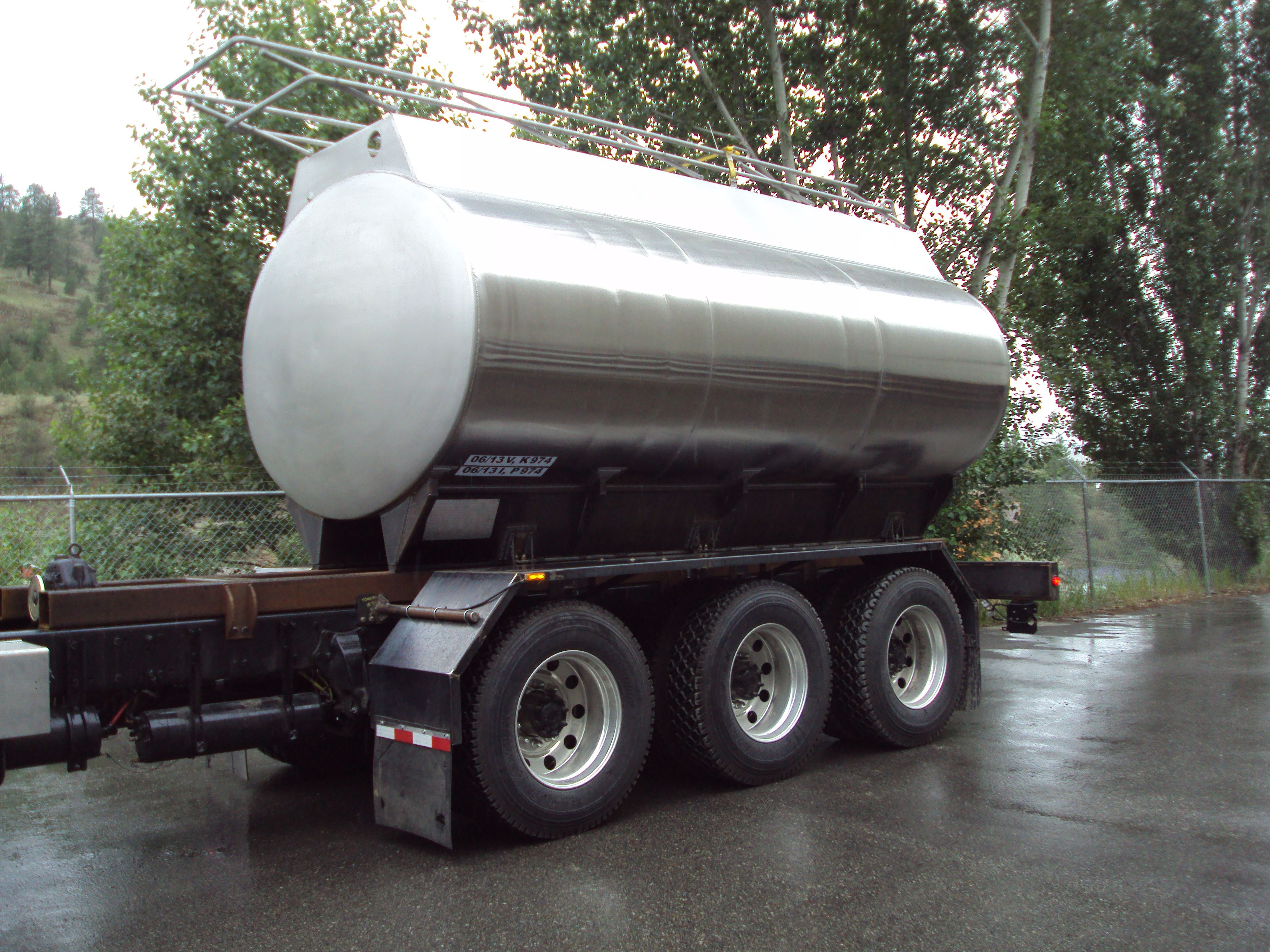 9 best Mounted Truck Tanks images on Pinterest