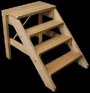 Best Moveable Wooden Outdoor Steps Simple And Light Stairs 400 x 300