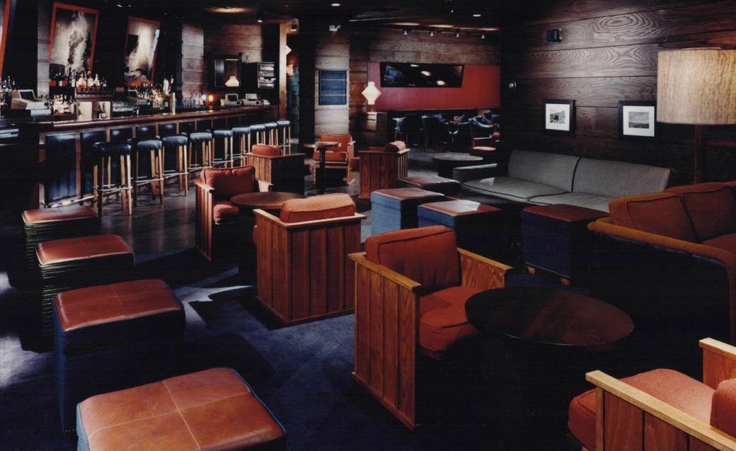 Merc Bar, Hospitality Design, Restaurant Design, Interior Design by Bar Napkin Productions #BarNapkinProductions