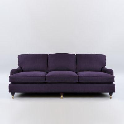 12990,- Mayfair Howard 3-pers. sofa, lilla