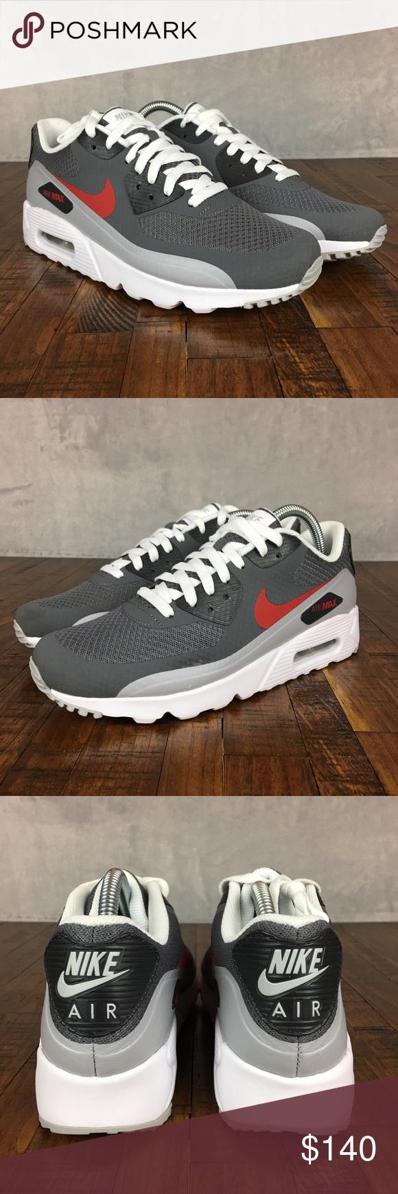 Nike Air Max 90 Ultra Essential Sneakers Womens 10 NIKE AIR