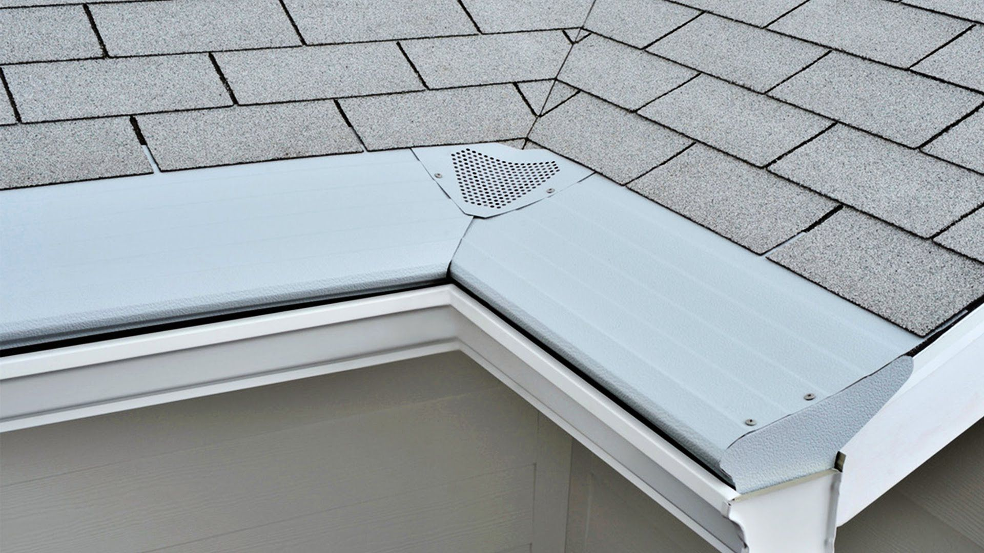 Tired Of Cleaning Your Gutters It S Time To Get Off The Ladder And Get Gutter Helmet With Our Gutte How To Install Gutters Cleaning Gutters Gutter Protection