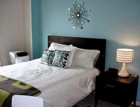 Cuarto en color celeste   Interiores de casa, Colores para ...