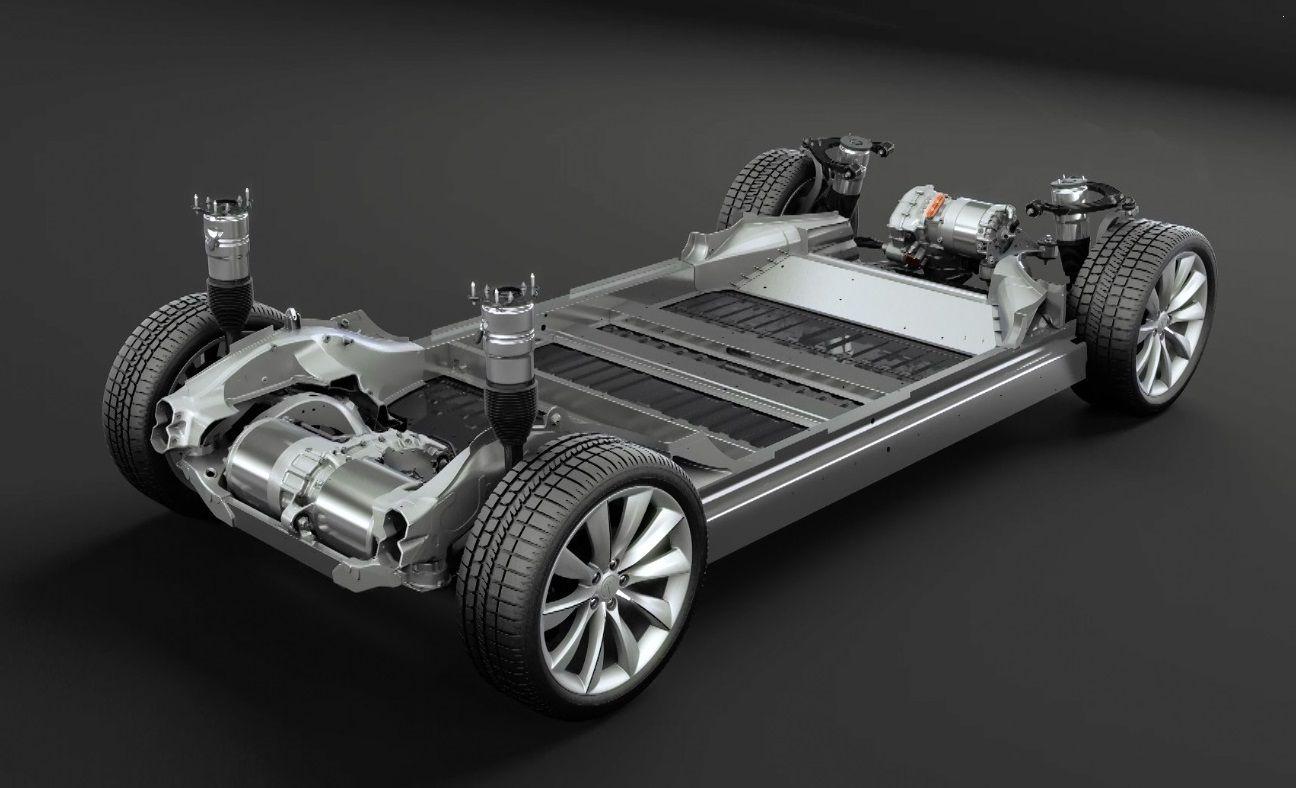Tesla Model X Platform Cutaway #boulderinn | Tesla | Pinterest
