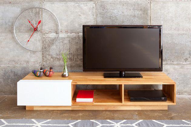 Organic And Minimalist Solid Wood Furniture By Mashstudios