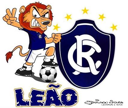 61577da8fc Mascote do Clube do Remo