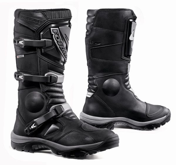 Forma Adventure motorcycle boots black – Forma Boots | Ropa