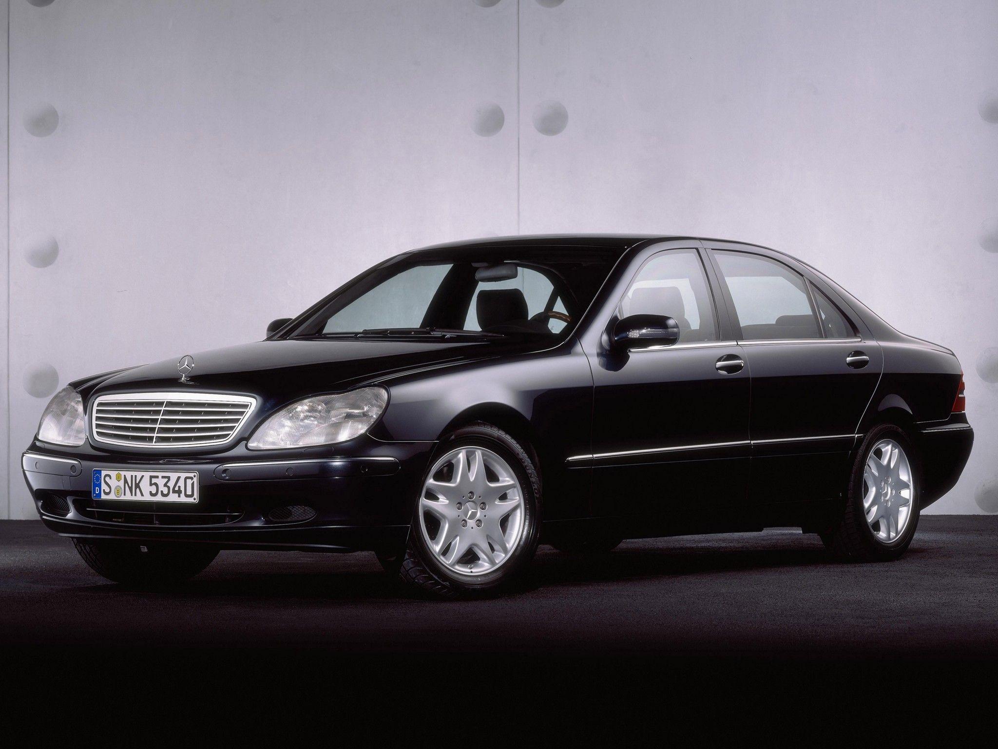 MercedesBenz SClass (W220) Mercedes s class, Mercedes