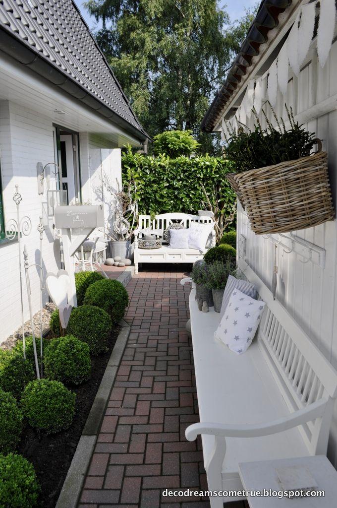 Terrasse petits espaces innen architektur pinterest - Krautergarten anlegen haus ...