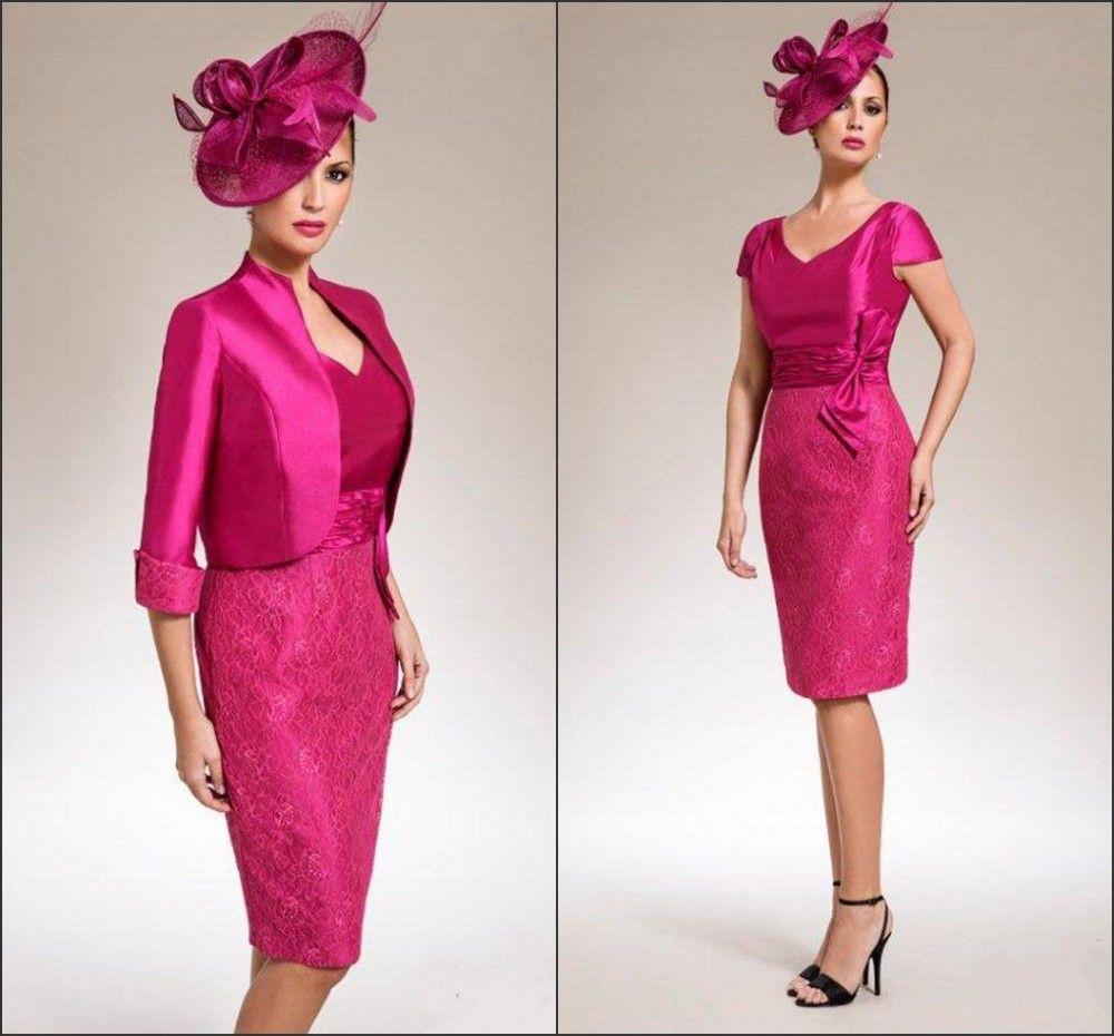 Vestido-De-Noiva-Barato-Red-Dress-Wedding-Guest-Mother-of-the ...