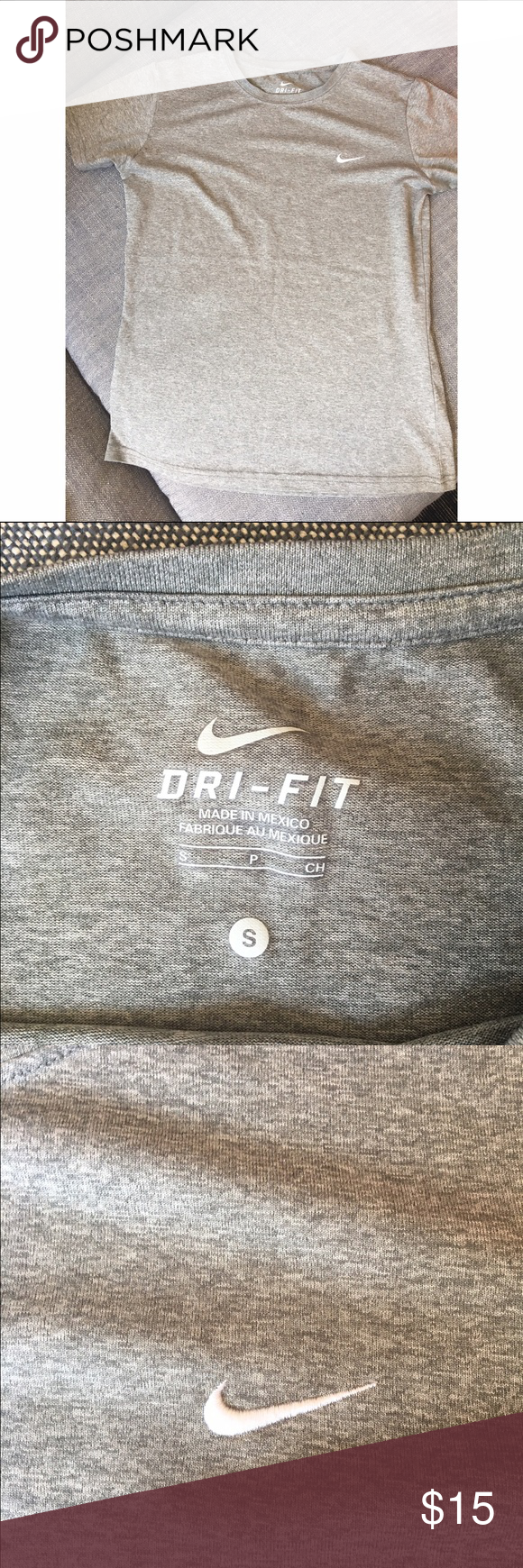 Nike Dri Fit T Shirt Gently used. Nike Tops Tees - Short Sleeve