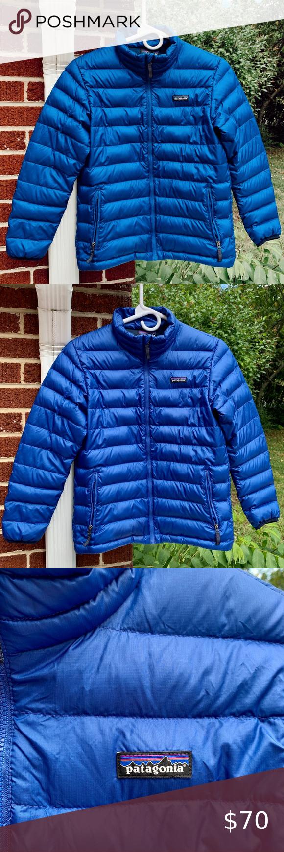 Patagonia Blue Puffer Jacket Kids Blue Puffer Jacket Kids Jacket Patagonia Blue [ 1740 x 580 Pixel ]