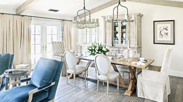 15 Pretty And Charming Shabby Chic Dining Rooms  Shabby Chic Dining Fascinating Shabby Dining Room Inspiration Design