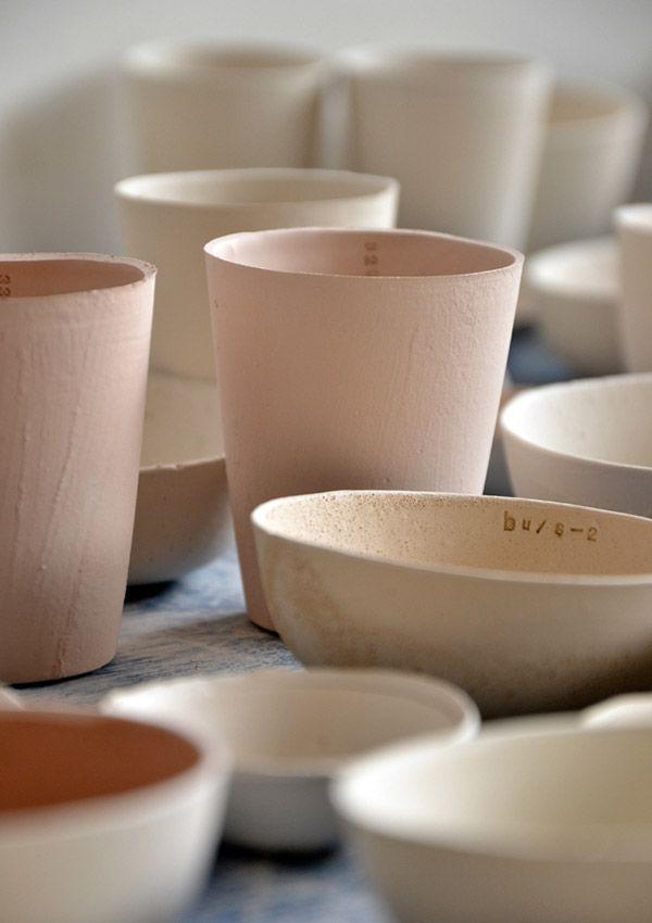 Ceramic Paint Research | Kirstie van Noort