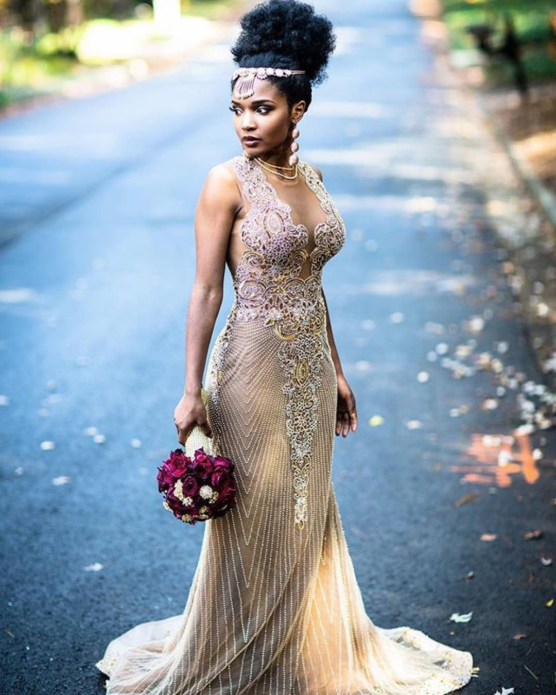 Custom Dresses inspired by Haute Couture Designer Evening Fashion ...