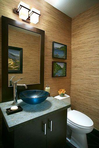Diseño de cuarto de baño pequeños y medianos  f03a39c224ae