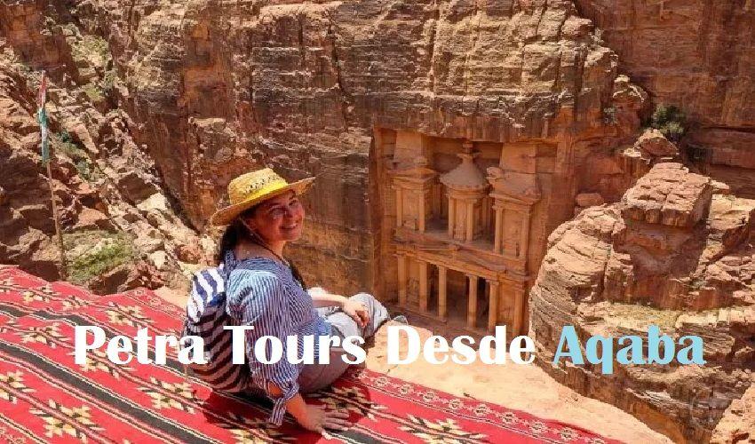 Mejor tour del puerto de Aqaba a Petra y Wadi Rum #wadirum