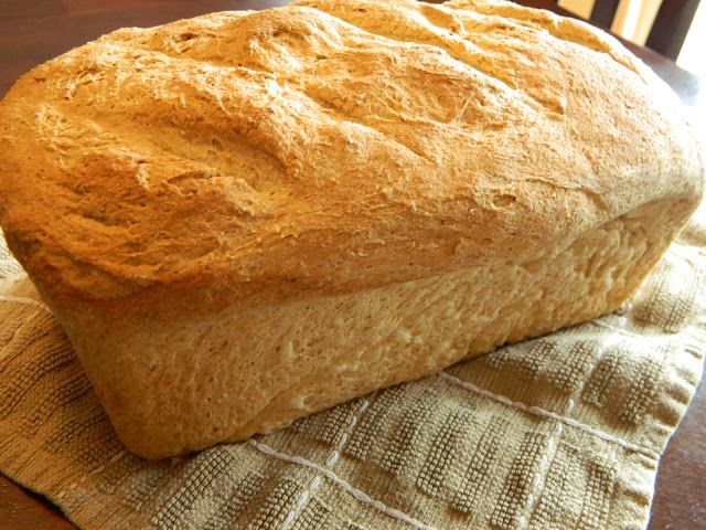 My Favorite Things: Lisa's Quick & Easy Crusty French Bread