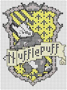 HARRY POTTER PIXEL ART On Pinterest | Perler Beads, Harry Potter .