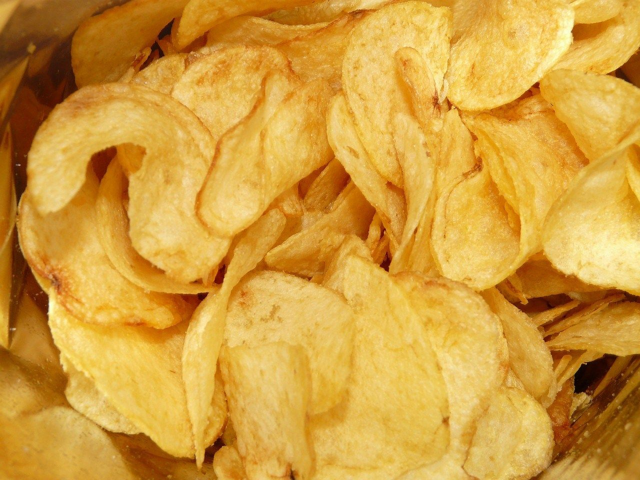 Kartoffelchips zum Selbermachen