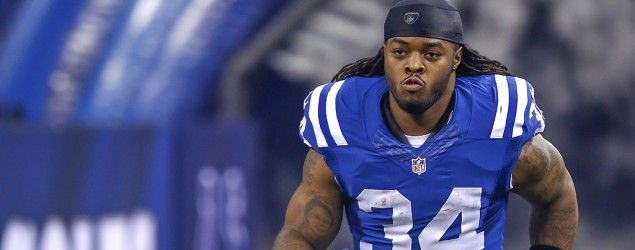 Oakland Raiders sign running back Trent Richardson. (Getty Images)