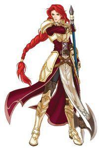 Titania, Fire Emblem