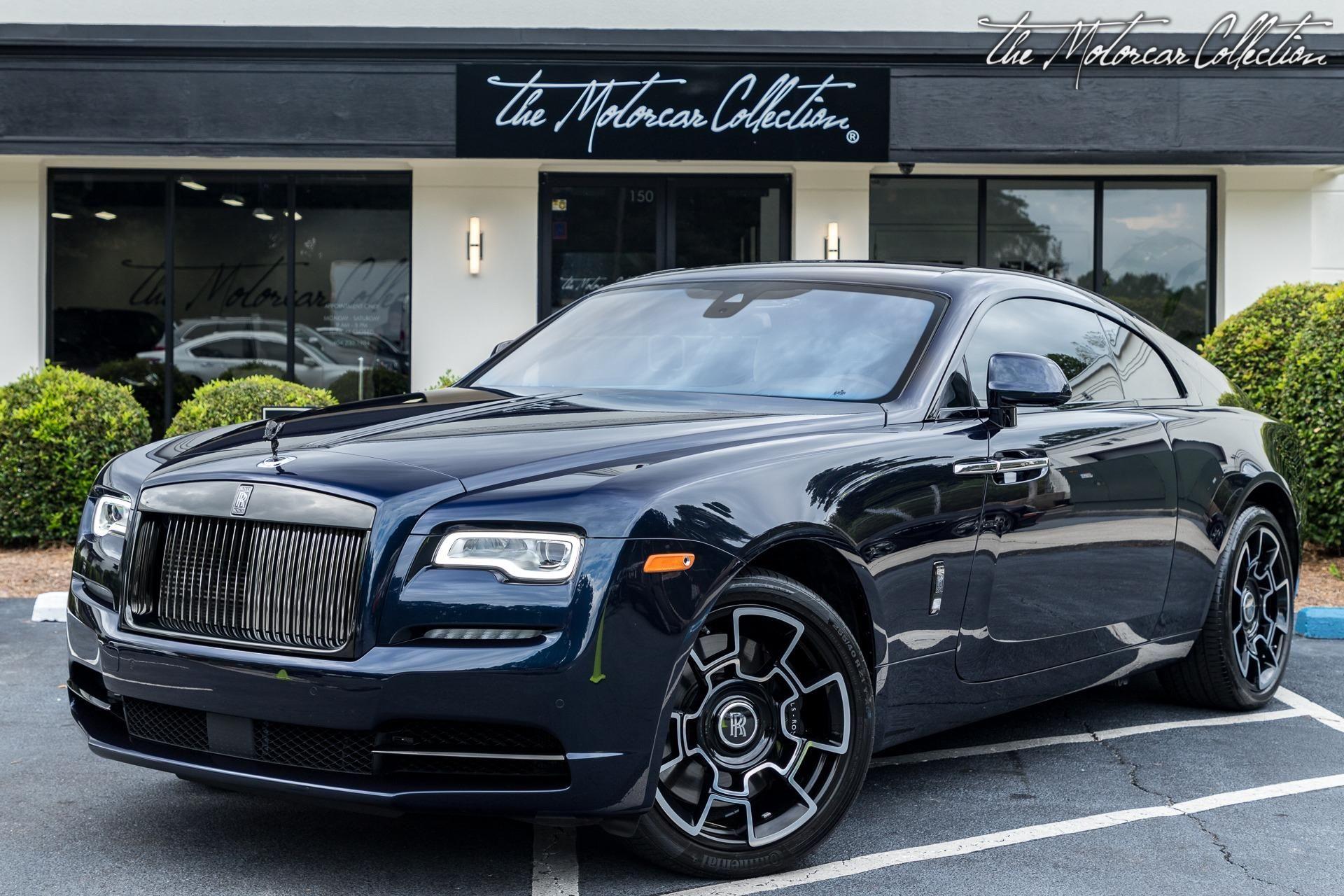 2017 Rolls Royce Wraith Black Badge Stock Mc1927 For Sale Near Atlanta Ga Ga Rolls Ro Rolls Royce Wraith Black Rolls Royce Wraith 2017 Rolls Royce Wraith