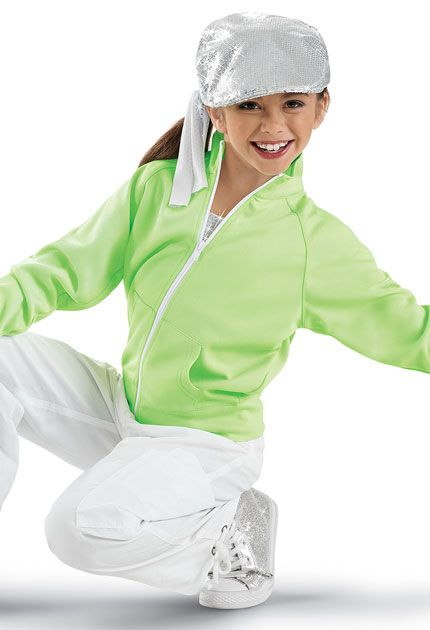 Bright Track Jacket and Pants -Weissman Costumes