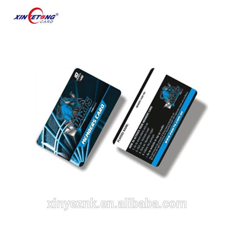 Xinyetong N-tag413 dna Custom printing pvc rfid nfc id business card ...