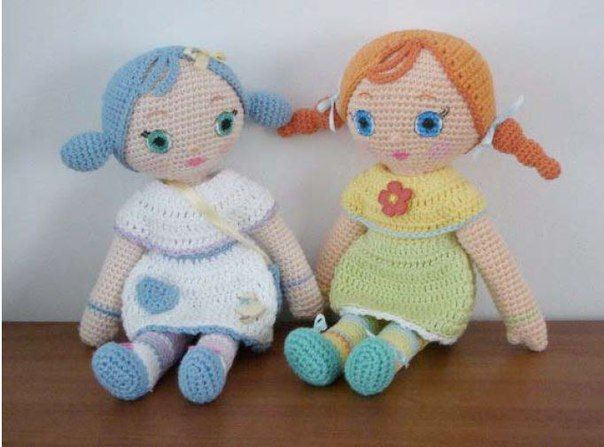 Pinterest Crochet Dolls Crochet Doll