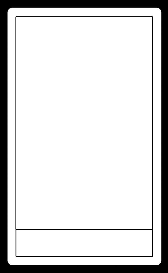 blank tarot card template - Pesquisa Google | Tarot | Pinterest ...