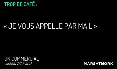 Chez MAW, on consomme un peu (beaucoup) de café... et tout est alors susceptible de devenir franchement mémorable. Merci à eux, nos caféinomanes.