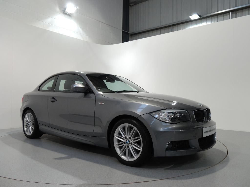 BMW Convertible bmw 120 specs BMW 120d M Sport Coupe' Finished in Space Grey with Black ...