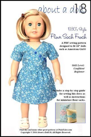 Flour Sack Frock 18\