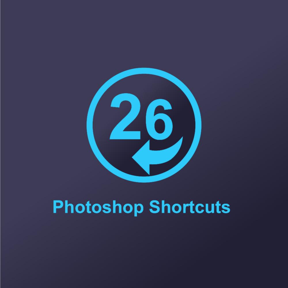 26 Shortcuts DailyGrafix shortcut