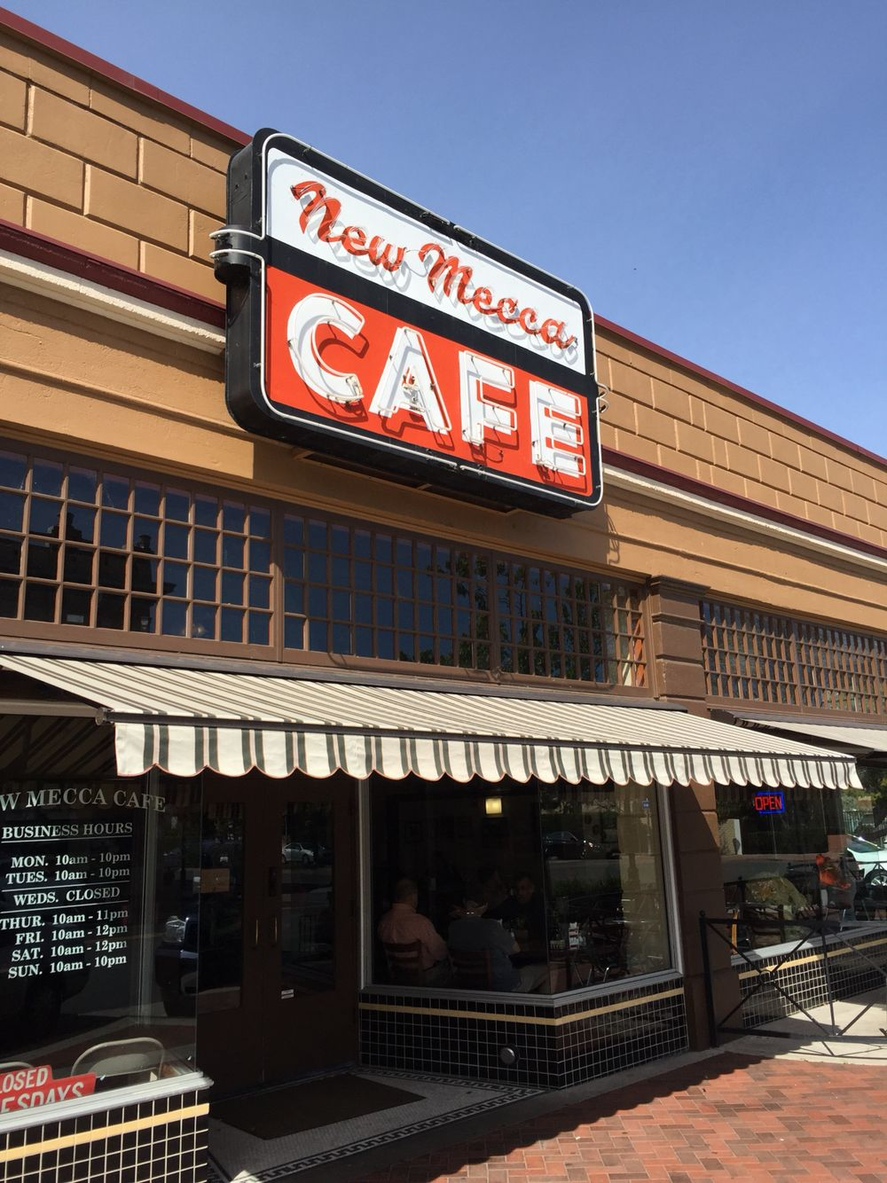 New Mecca Cafe Old Town Pittsburg