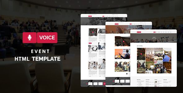 Nice voice occasion html5 template events themeforest buy voice event psd template by psdrightsell on themeforest voice event psd template is an awesome design idea for your entertainment website maxwellsz