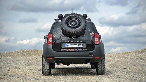 tuning de camionetas dacia duster duster ford ranger. Black Bedroom Furniture Sets. Home Design Ideas