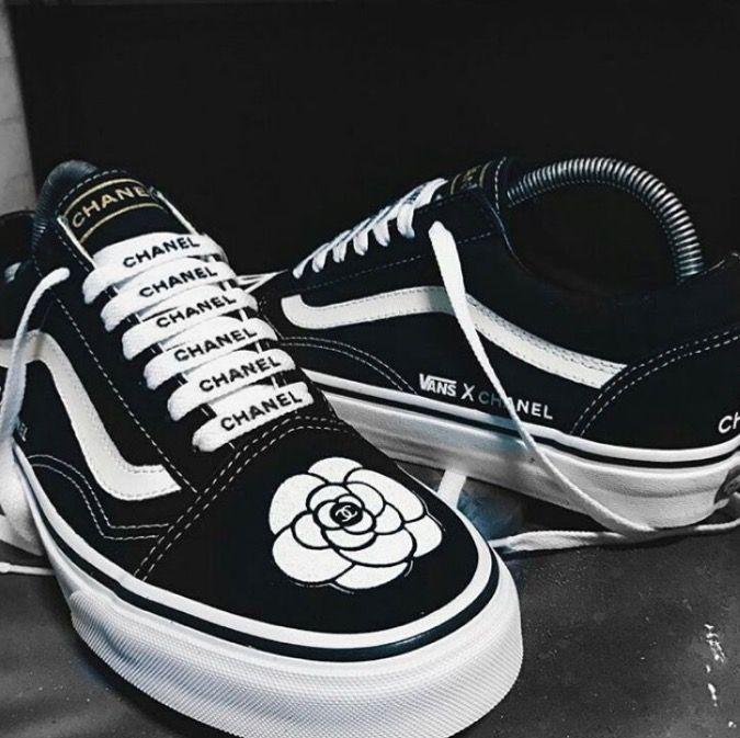 chaussures de marque vans