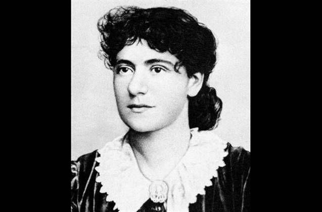 Eleanor, največji Marxov kapital