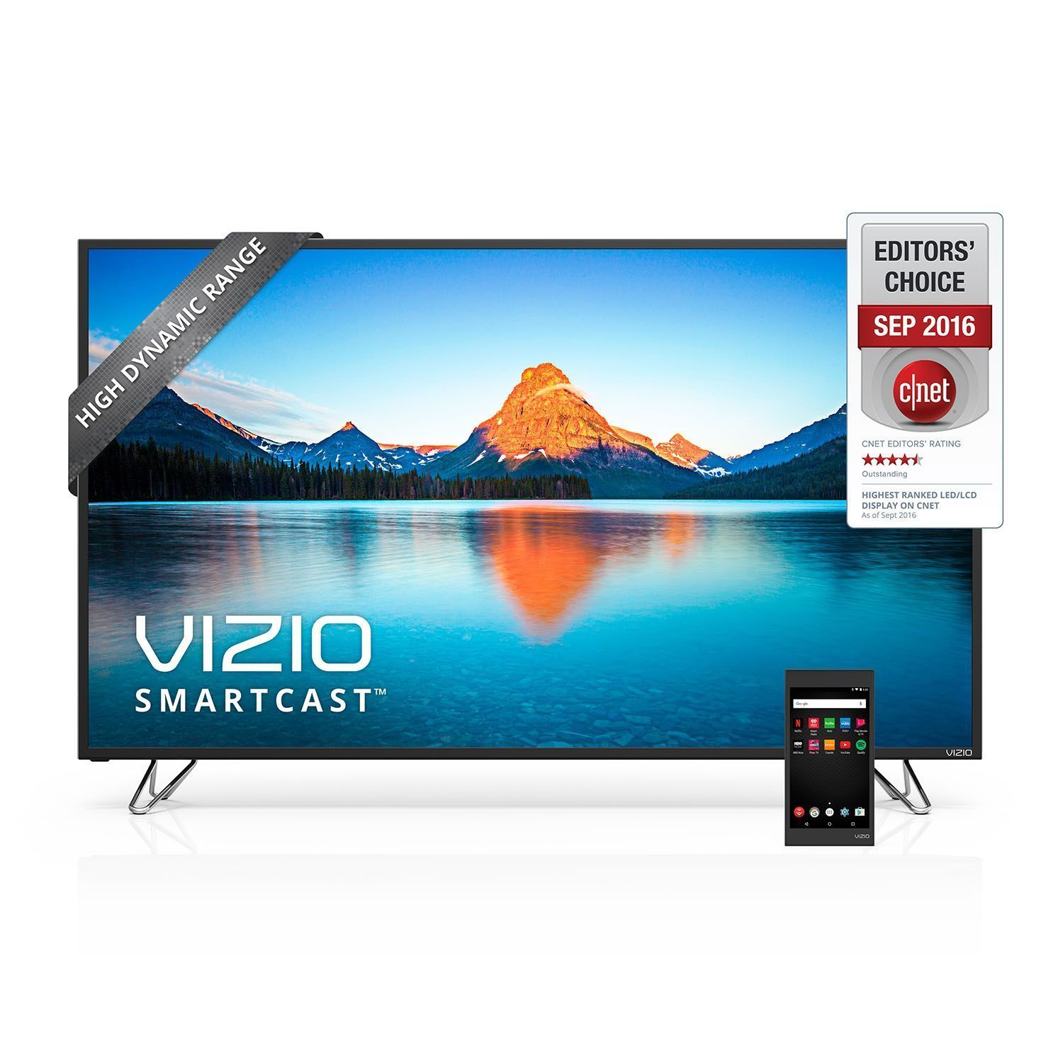 VIZIO SmartCast 55 Class Ultra HD HDR Home Theater Display