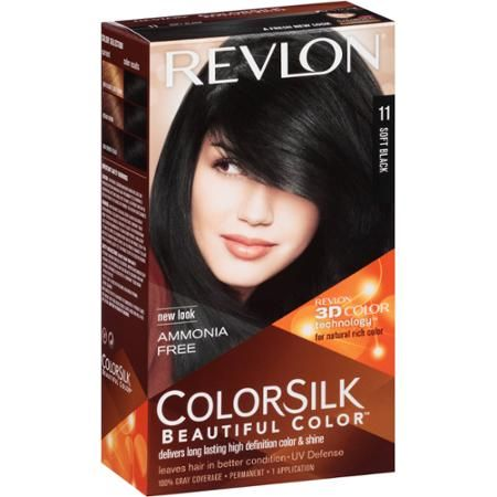 Beauty In 2020 Revlon Colorsilk Permanent Hair Color Permanent