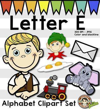 letter e clip art phonics clipart set beginning sounds clip art rh pinterest com clipart letters jr clipart letter c
