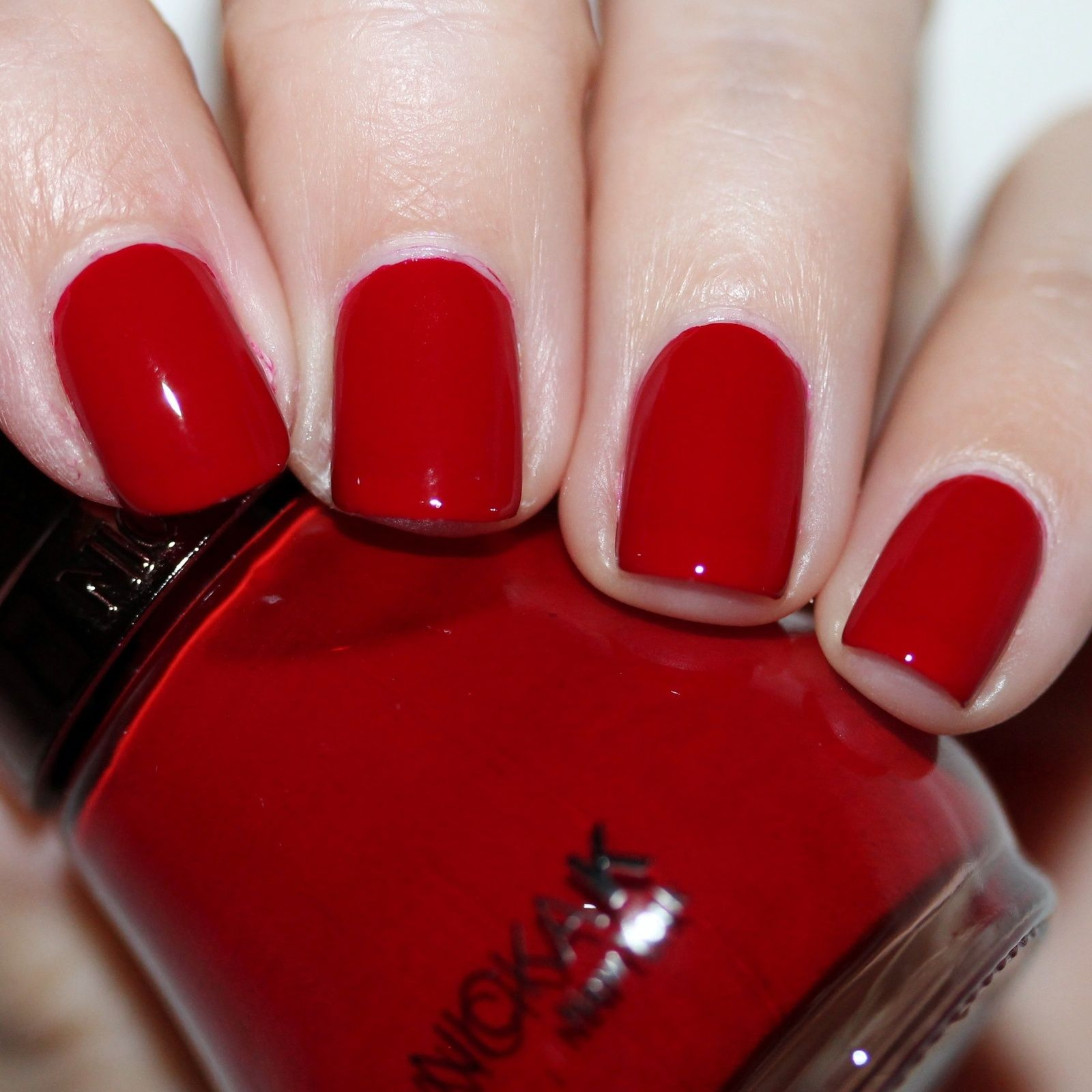 Nicka K NY139 Ripe Apple | Apples, Nail inspo and Nail envy