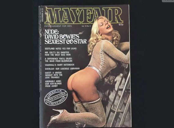 Something porn magazine 1979 vintage that interrupt